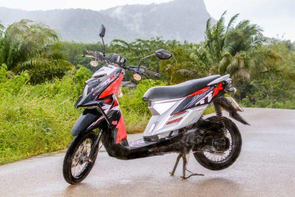 Rent Yamaha TTX in Krabi» Krabi Moto Rentals